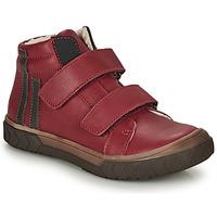 Pantofi Băieți Pantofi sport stil gheata GBB OZONE Roșu