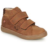 Pantofi Băieți Pantofi sport stil gheata GBB NAZAIRE Maro
