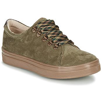 Pantofi Fete Pantofi sport Casual GBB OMAZETTE Kaki