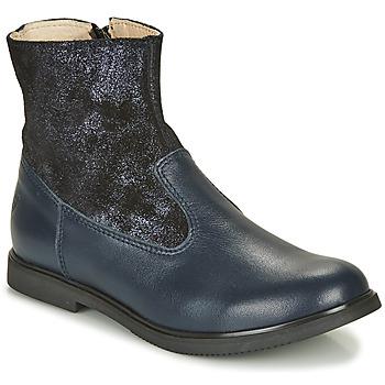 Pantofi Fete Ghete GBB OSHINO Albastru