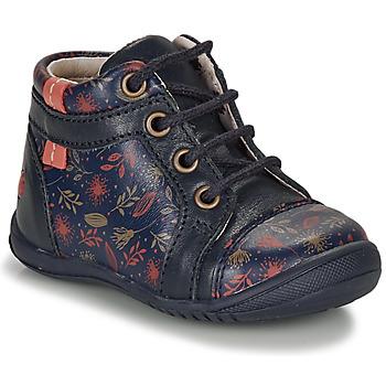 Pantofi Fete Ghete GBB OMANE Albastru