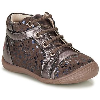 Pantofi Fete Ghete GBB OMANE Bej