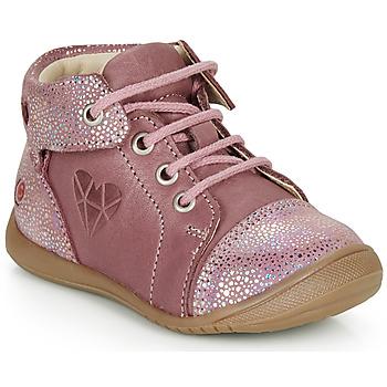 Pantofi Fete Ghete GBB ORENA Roz