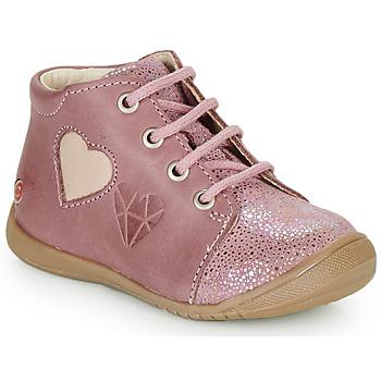 Pantofi Fete Pantofi sport stil gheata GBB OCALA Uzat / Roz