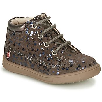 Pantofi Fete Pantofi sport stil gheata GBB NINON Taupe
