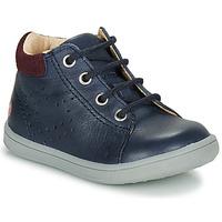 Pantofi Băieți Pantofi sport stil gheata GBB FOLLIO Bleumarin