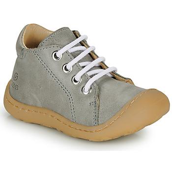 Pantofi Băieți Pantofi sport stil gheata GBB FREDDO Gri