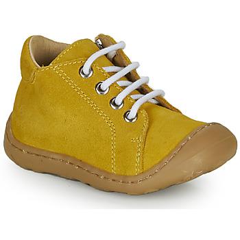 Pantofi Băieți Pantofi sport stil gheata GBB FREDDO Galben