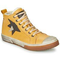 Pantofi Băieți Pantofi sport stil gheata GBB OCALIAN Galben