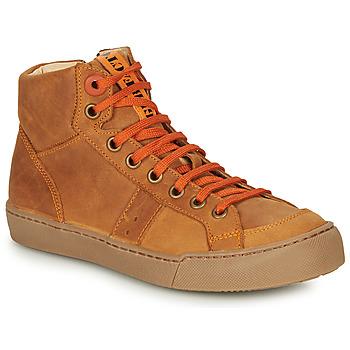 Pantofi Băieți Pantofi sport stil gheata GBB OSTRAVI Maro