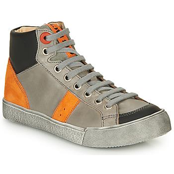 Pantofi Băieți Pantofi sport stil gheata GBB OSTRAVI Gri