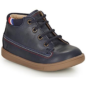 Pantofi Fete Ghete GBB FRANCETTE Bleumarin