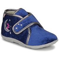 Pantofi Fete Papuci de casă GBB OCELINA Albastru