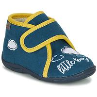 Pantofi Băieți Papuci de casă GBB OKANDI Albastru / Galben