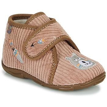 Pantofi Băieți Papuci de casă GBB OKANDI Maro