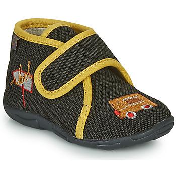 Pantofi Băieți Papuci de casă GBB OKANDI Negru