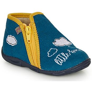 Pantofi Băieți Papuci de casă GBB OUBIRO Albastru / Galben