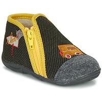 Pantofi Băieți Papuci de casă GBB OUBIRO Negru / Gri