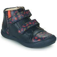 Pantofi Fete Pantofi sport stil gheata GBB ODITA Bleumarin