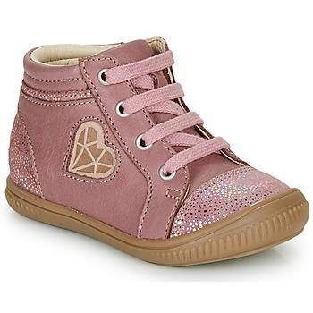 Pantofi Fete Pantofi sport stil gheata GBB OTANA Uzat / Roz