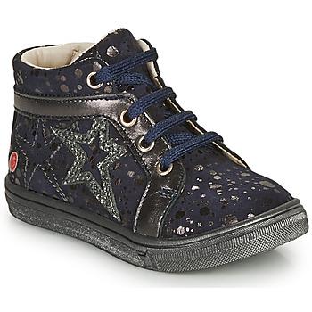 Pantofi Fete Pantofi sport stil gheata GBB NAVETTE Bleumarin