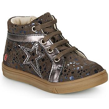 Pantofi Fete Pantofi sport stil gheata GBB NAVETTE Taupe