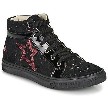 Pantofi Fete Pantofi sport stil gheata GBB NAVETTE Negru