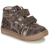 Pantofi Fete Pantofi sport stil gheata GBB OHANE Taupe