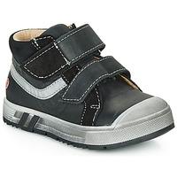 Pantofi Băieți Pantofi sport stil gheata GBB OMALLO Negru