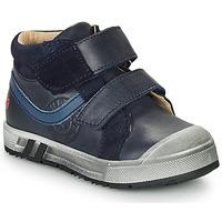 Pantofi Băieți Pantofi sport stil gheata GBB OMALLO Bleumarin