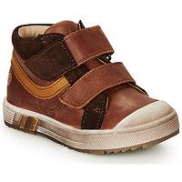 Pantofi Băieți Pantofi sport stil gheata GBB OMALLO Maro