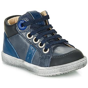 Pantofi Băieți Pantofi sport stil gheata GBB ANGELITO Albastru