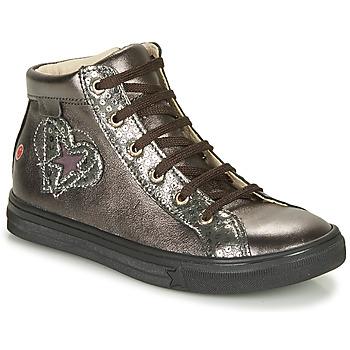 Pantofi Fete Pantofi sport stil gheata GBB MARTA Gri
