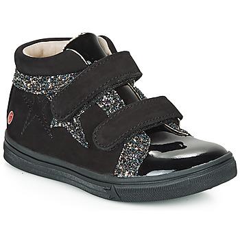Pantofi Fete Pantofi sport stil gheata GBB OHANE Negru