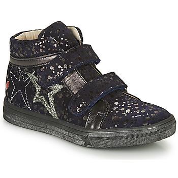 Pantofi Fete Pantofi sport stil gheata GBB OHANE Bleumarin
