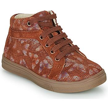 Pantofi Fete Pantofi sport stil gheata GBB OMBLINE Cărămiziu