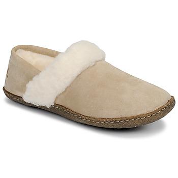 Încăltăminte Femei Papuci de casă Sorel NAKISKA™ SLIPPER II Bej