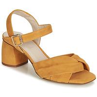 Pantofi Femei Sandale și Sandale cu talpă  joasă Fericelli JESSE Galben