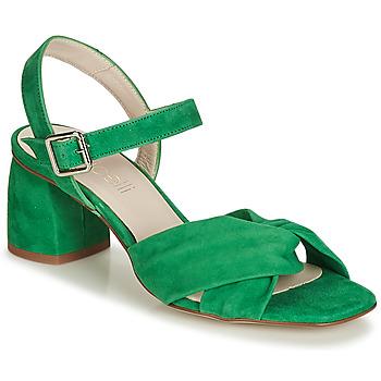 Pantofi Femei Sandale  Fericelli JESSE Verde