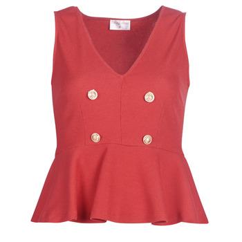 Îmbracaminte Femei Topuri și Bluze Moony Mood KITTILE Roșu