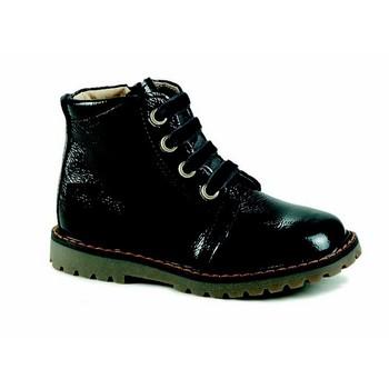 Pantofi Fete Pantofi sport stil gheata Catimini CAREA Vvn /  negru-gri / Dpf / Agnese