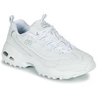 Pantofi Femei Pantofi sport Casual Skechers D'LITES Alb