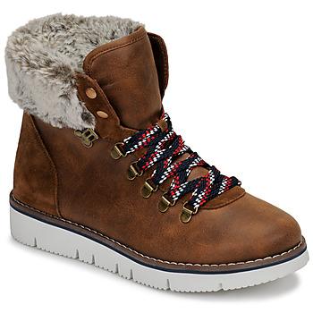 Pantofi Femei Ghete Skechers BOBS ROCKY Maro