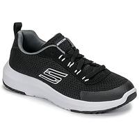 Pantofi Băieți Multisport Skechers DYNAMIC TREAD Negru