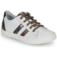 Pantofi Fete Pantofi sport Casual GBB MAPLUE Alb