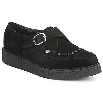 Încăltăminte Pantofi Derby TUK MONDO SLIM Negru