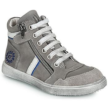 Pantofi Băieți Pantofi sport stil gheata Ramdam HOUSTON Gri