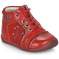 Pantofi Fete Ghete Catimini CALINE Roșu