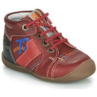 Pantofi Băieți Ghete Catimini CYRUS Roșu