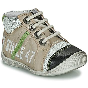 Pantofi Băieți Ghete GBB ISIS Bej